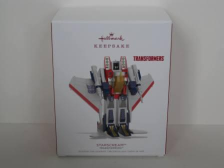 Transformers Starscream Christmas Ornament (NEW)